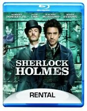 Sherlock Holmes (Blu-ray, 2010) LIKE NEW Robert Downey Jr.