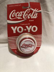 "Coca-Cola ""1992"" Professional YO-YO Original package Jack Russell  NEW"