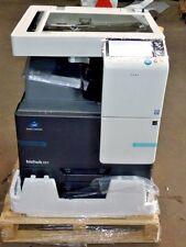 Konica Minolta bizhub 227 Copier Printer for parts new with damage