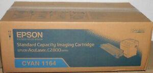 Original Epson AcuLaser C2800 Series Toner Cartridge Cyan 1164
