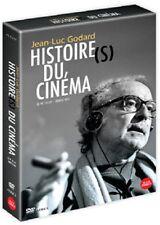 Jean-Luc Godard Histoire(s) Du Cinema 4-Disc BOX SET DVD *NEW