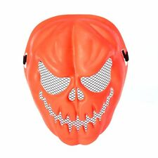 Props Pumpkin Skull Skeleton Face Mask Halloween Masquerade Party Costume Mask