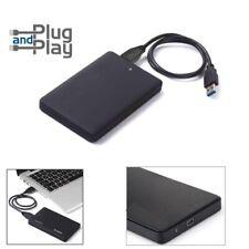 """Ultra Slim USB 2.0 External 2.5"""" Hard Drive 80/160/250/500GB1TB Next Day HDD/SSD"""