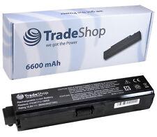 AKKU 6600mAh ersetzt Toshiba PA3817U-1BAS PA3817U-1BRS PA3818U-1BRS