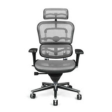 NEW Gray Mesh Office Chair Raynor Ergohuman ME7ERG