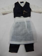 Heidi Ott Dollhouse Miniature 1:12 Scale Worker Male Men's Outfit Clothes #X75