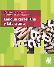 (14).(GS).LENGUA CASTELLANA LITERATURA.(CICLOS FORMATIVOS)