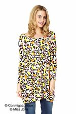 Easter Holiday Jumper - Miss Jolie - C6898-T WHITE Colourful Print Jumper/Dress