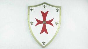 Foam Crusader Medieval Shield LARP Cosplay
