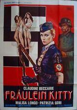 ELSA FRAULEIN SS CAPTIVE WOMEN 4 Italian 2F movie poster 39x55 NAZISPLOITATION
