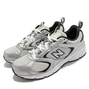 New Balance 408 Silver White Black Men Unisex Running Casual Shoes ML408C-D