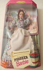 Vintage Mattel Barbie Pioneer 1996 American Stories, NRFB MIB
