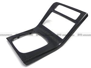 For Nissan 200SX 180SX S13 Silvia RHD Carbon Fiber Center Radio Gear Surround
