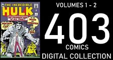 THE INCREDIBLE HULK /  IN DIGITAL - 403 COMICS