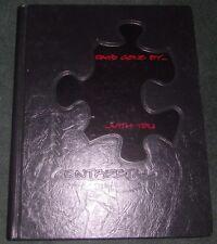 2000 YEARBOOK - CENTRAL CATHOLIC HIGH SCHOOL, Toledo, Ohio-CENTRIPETAL