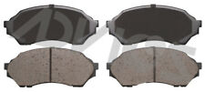 Disc Brake Pad Set-Ultra-premium Oe Replacement Front fits 99-01 Mazda Protege