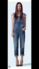€ 155,50 -50% DENNY ROSE SALOPETTE TUTA JEANS 40 42 44 46 DENIM 46DR21032
