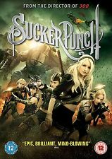Sucker Punch (2011) Jena Malone, Abbie Cornish, Carla Gugino NEW UK REGION 2 DVD