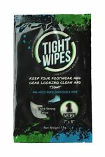 """TightWipes Sneaker Cleaning Wipes  """"10 Single Packs"""""""