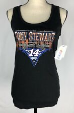 Women's NASCAR Genuine Speed Tank Top Stewart Haas Racing #14 Tony Stewart XL