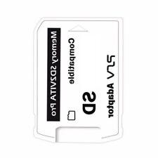 V5.0 Sd2vita Psvsd Pro Adapter for PS Vita Henkaku 3.60 Micro SD Memory Card