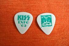 Mediator Guitare Guitar PICK KISS EXPO 2002 Spaceman