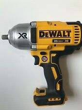 "Dewalt DCF899 20 Volt MAX XR Brushless High Torque 1/2"" Impact wrench, tool only"