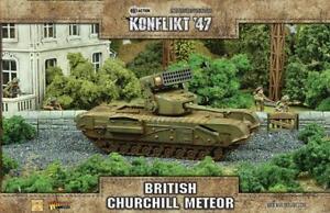 CHURCHILL METEOR - KONFLIKT '47 - WARLORD GAMES