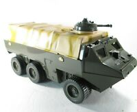 "GI JOE 3 3/4"" 1983 APC Vehicle Incomplete AMPHIBIOUS PERSONNEL CARRIER"