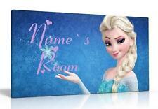 Princess/Fairies Wooden Plaques & Signs