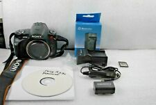 """USED Sony  A230 10.2MP DSLR ,2.7"""" LCD, BODY ONLY, 3406 clicks, Excellent"""