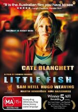 Little Fish (DVD, 2006) R4 PAL NEW FREE POST