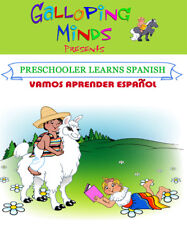 BABY, SPANISH DVD, BRAINY CHILD, TODDLER, NEW, Preschooler, CHRISTMAS GIFT AWARD