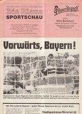 BL 88/89 FC Bayern München-1. FC Kaiserslautern (Blaue)