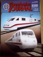 Eisenbahn Journal 8 1989 -- Modell der 39 103 in H0