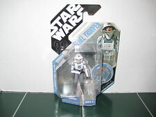 Star Wars Concept Rebel Trooper Figure with Coin