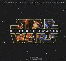 John Williams - Star Wars (The Force Awakens) CD Digipak - NEW  AND SEALED