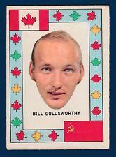 BILL GOLDSWORTHY  72-73 TEAM CANADA O-PEE-CHEE 1972-73  VGEX 2
