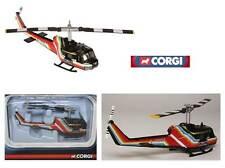 Corgi Helicopter Bell 205  RAF Huey Benevolent Fund CG-CS90464  w Stand