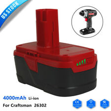 For Craftsman C3 19.2 Volt XCP High Capacity Lithium Ion Battery 11375 PP2025 US