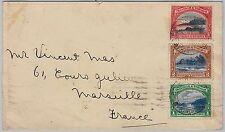 TRINIDAD & TOBAGO postal history - COVER to FRANCE  1937