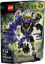 NEW LEGO Bionicle Quake Beast 71315 - Reboot Ultrabuild Hunter Earth Mask