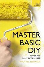 Master Basic DIY (Teach Yourself)-ExLibrary