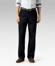 New-with-Tag Denver Hayes® 100% cotton never iron flat front pant, 36x32. NWT