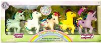 Hasbro My Little Pony 35th Anniversary 5 Count Scented Rainbow Pony Collection