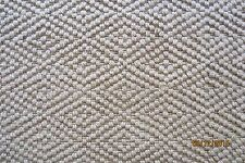 "Natural Hand Woven - 5 Ply Diamond - Jute Rug 6"" x 4"""
