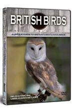 British Birds: Fields, Farmland, Lakes, Rivers and Wetlands DVD (2012) NEW UK