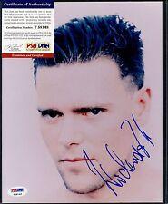 Richard Kruspe Signed 8x10 Photo Beckett BAS COA AUTO Autograph