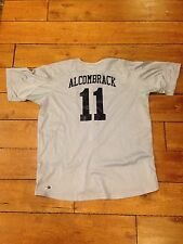 Robby Alcomback 2005 Aflac Baseball Game Used Worn Jersey