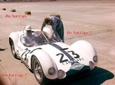 Stirling Moss Maserati Tipo 61 Sebring 12 Hours 1961 Photograph